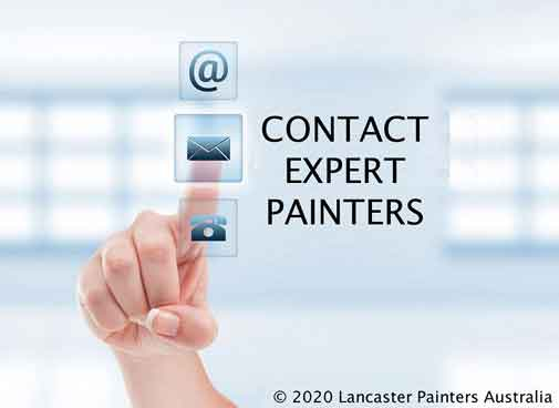 Contact Professional Painters Sydney Melbourne Adelaide