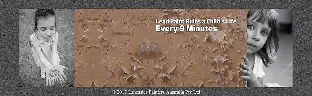Lead Paint Removal Service - Lead Paint Ruins A Child's Life