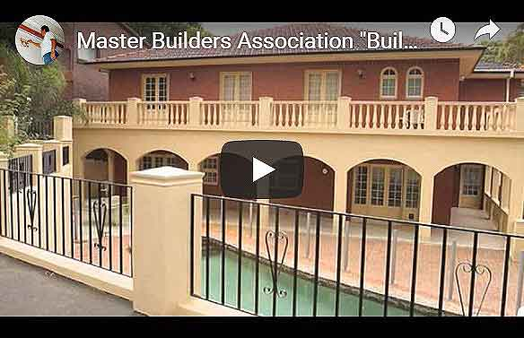 Master Builders Association Building Ideas Youtube Segment