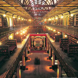 The Mortlock Library