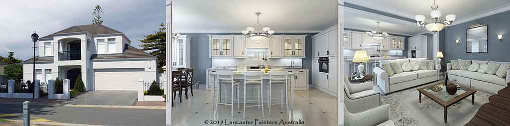Professional House Painters Adelaide Sydney Melbourne