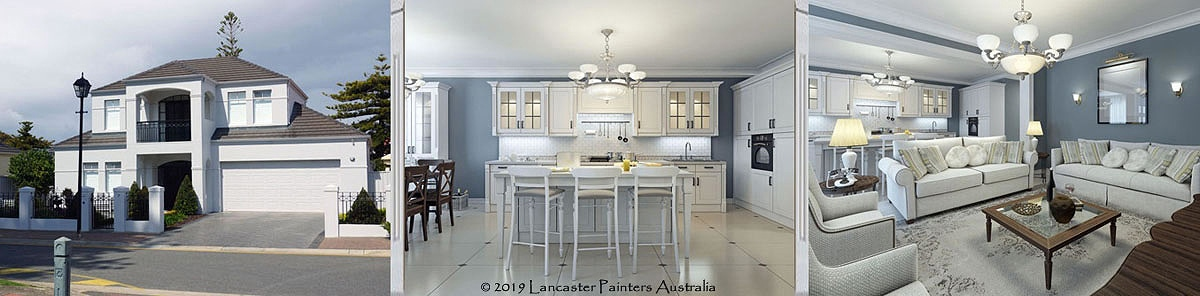 Professional House Painters Melbourne Sydney Adelaide