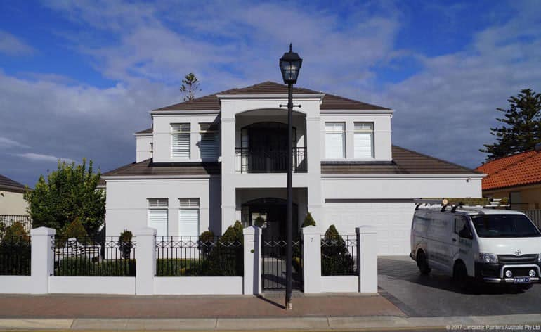 Professional Residential House Painters Adelaide Sydney Melbourne