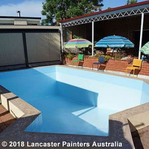 Largs Bay Pool Paint