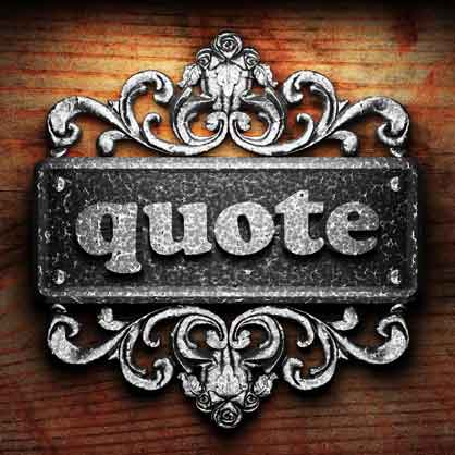 Request A Heritage Quote