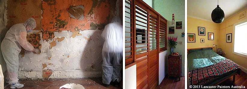 Ashfield Lead Paint Stripping & Eco Painting