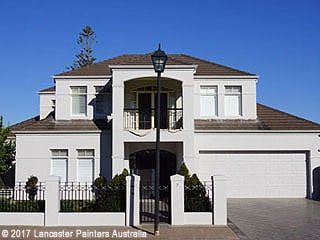 Professional House Painters Exterior House Painting