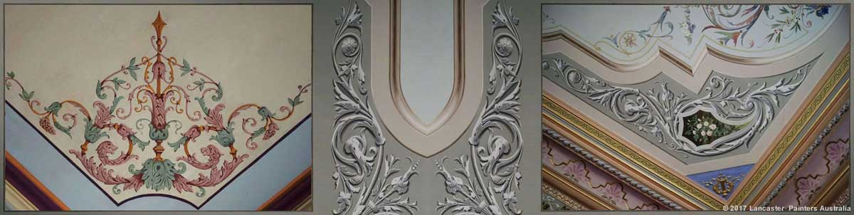 Traditional Heritage Decorative Finishes